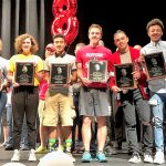 Athletic Department Awards Presented at Celebration