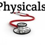 2018/2019 Sports Physicals Are Here Monday 5/21