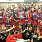 Cheerleaders Enjoy Success At Recent Camp/Competition