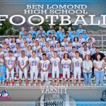 2019 Ben Lomond Football Picture