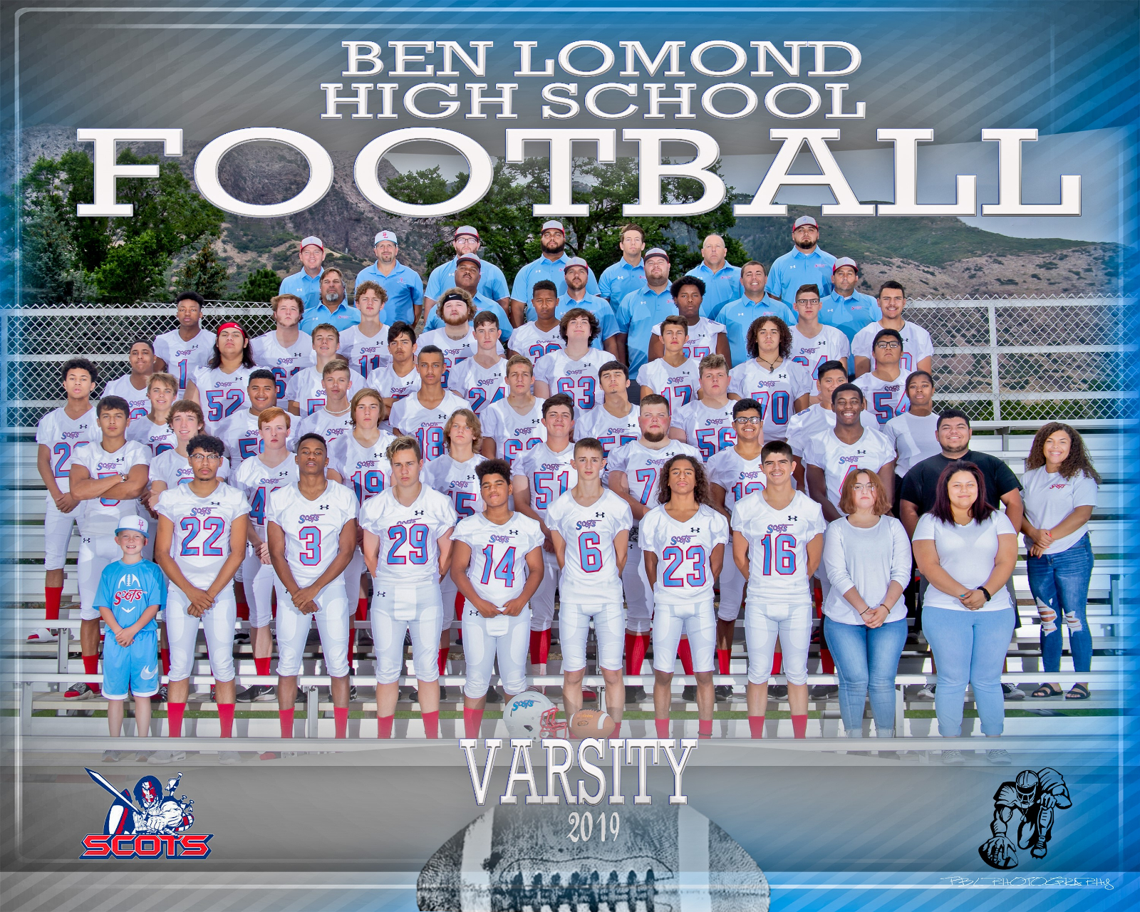 Ben Lomond - Team Home Ben Lomond Scots Sports