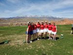 Girls golf takes 5th place in St. George