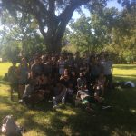 Huntsville High School Boys Varsity Cross Country finishes 6th place