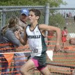 Cross Country Runner – Evan del Rio moving to Regionals