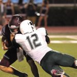 Hornets earn all-district football honors