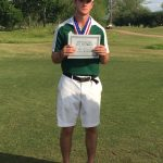 Huntsville High School Coed Varsity Golf finishes 1st place