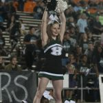 Cheer Squad Keeps the Spirit