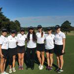 Huntsville High School Coed Varsity Golf finishes 2nd place
