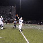 Huntsville High School Varsity Football beat Magnolia West High School 20-3