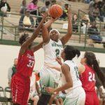 Lady Hornet Basketball vs Tomball 1.5.18