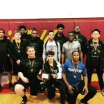 Coed Varsity Powerlifting finishes 1st place at 2/22/2018 Fairfield (Boys Only