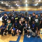 Coed Varsity Powerlifting finishes 1st place at BOYS REGIONAL MEET