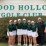 Coed Varsity Golf finishes 3rd place at Varsity Girls – East Texas Invitational