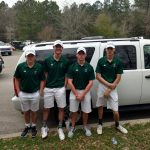 Coed Varsity Golf finishes 9th place at Varsity Boys – Huntsville Small School Showcase