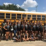 Girls Junior Varsity Cross Country finishes 1st place at Run at the ridge