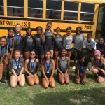 Girls Varsity Cross Country finishes 2nd place at Anderson Shiro XC Meet