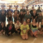 Coed Varsity Swimming finishes 1st
