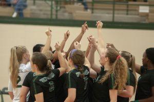 Lady Hornet Volleyball Varsity 10.23