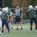 Hornet Freshman Football 10.25