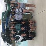 Coed Varsity Swimming falls to Bryan 259-154