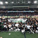 Hornet Football beats Marshall HS 35-34