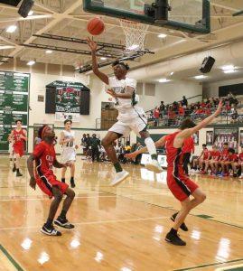 Hornet JV and Freshman Game 12.18