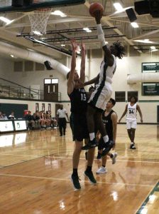 Boys Basketball vs. Kingwood Park 1.5.19