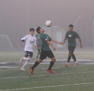 Men's Soccer  JVA 2.22