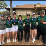 Doyle & Pine lead JV Lady Hornets' to 1st place victory