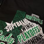 Lady Hornet Playoff Shirts Ready for Pickup