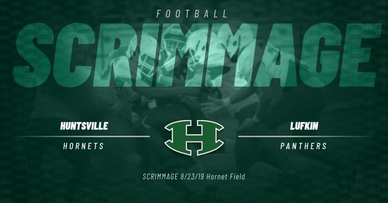 Lufkin Panthers vs. Hornets – Game Day 8.23.19