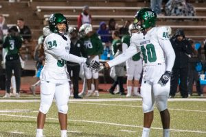 Hornets @ Rudder 11.7.19 Clinching playoff position