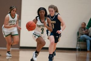 Lady Hornet Basketball vs Lake Creek 2.7.20