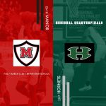Hornet Basketball moves on to Regional Quarterfinals