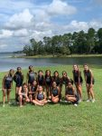 Lady Hornets bring home 1st in Broaddus Invite