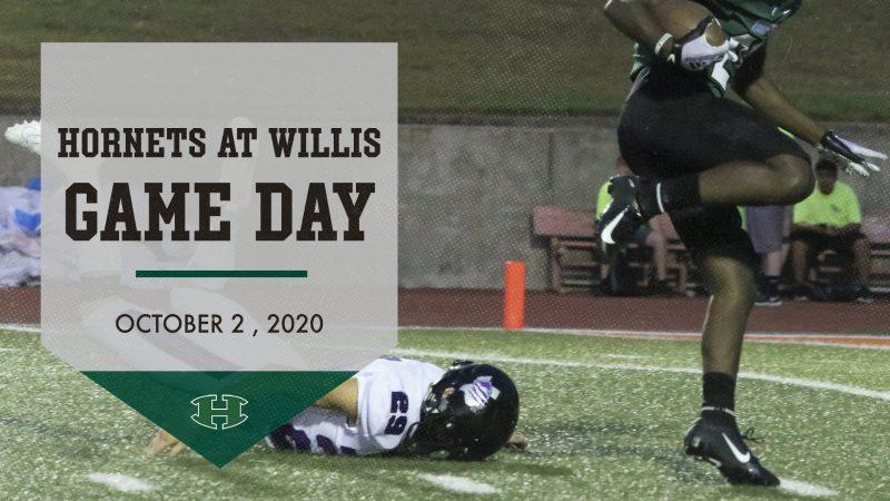 Huntsville Football at Willis – Freshman and Varsity Ticket Info