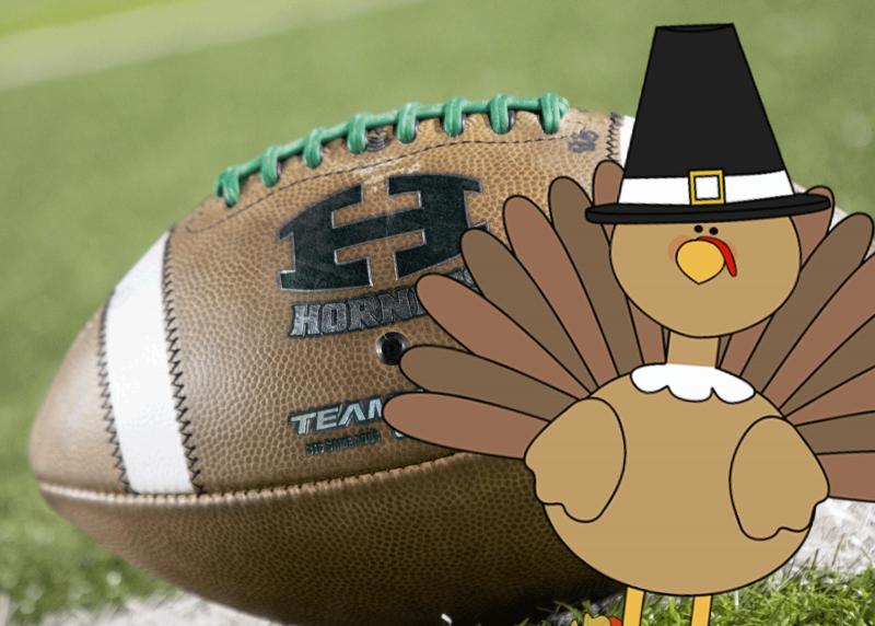 Hornet Football Ticket Info Week of Thanksgiving!