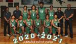 Hornet Basketball ALL DISTRICT Awards