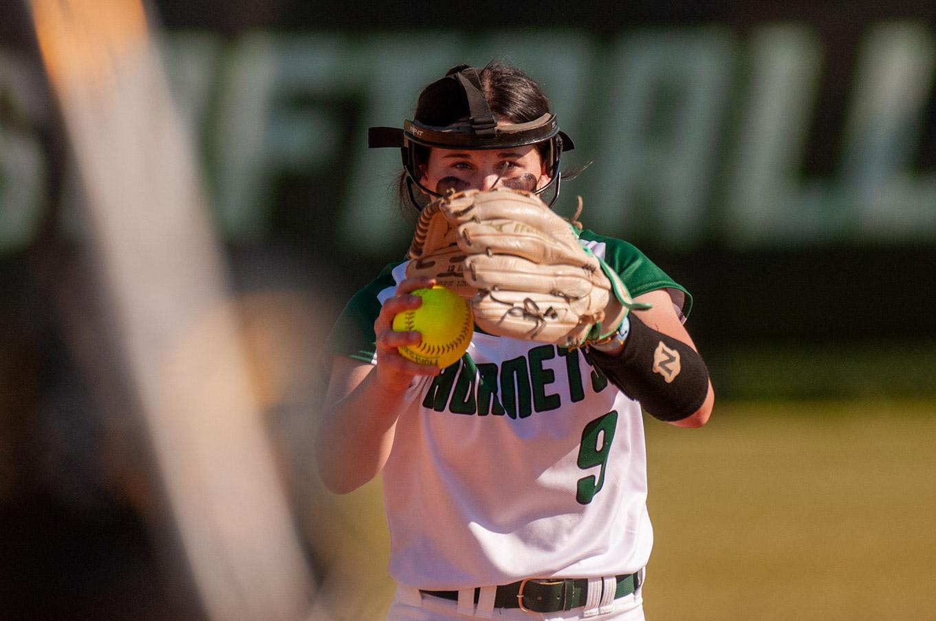 Lady Hornet Softball vs. Nacogdoches