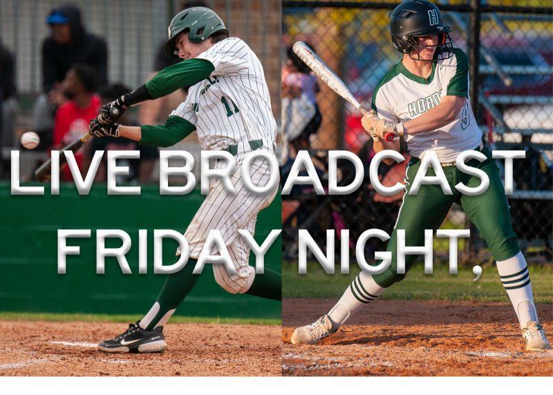 Watch Hornet Baseball and Hornet Softball on Live Broadcast – Friday, April 9