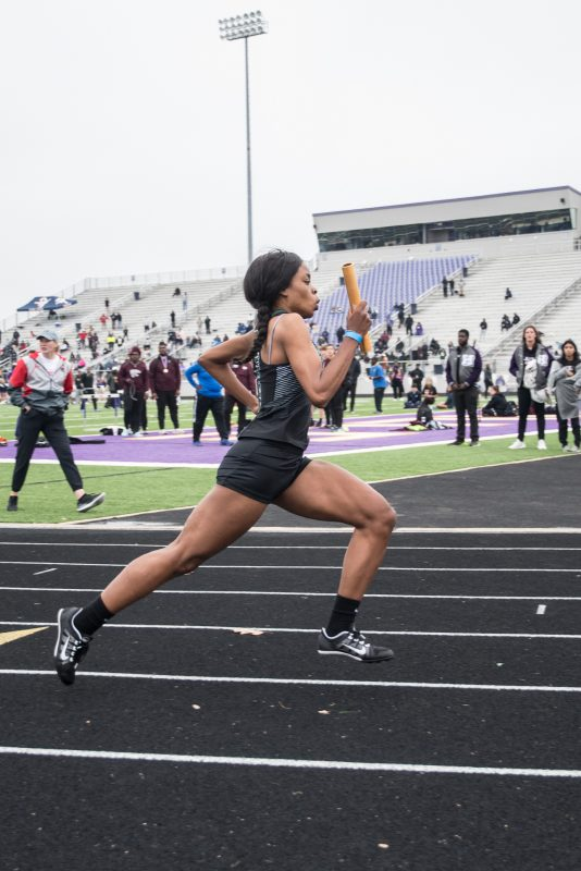 Lady Hornet Track – UIL AREA Pictures