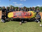 Lady Hornets Beat Jacksonville 14-0 on Saturday to complete Undefeated District season