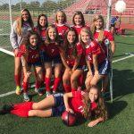 Girls Soccer falls