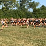 Braves Host Cross Country Meet