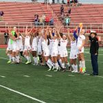 Lady Braves Soccer Wins