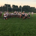 Verona Area High School Junior Varsity Football beat Madison La Follette 34-24