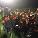 Verona Area High School Varsity Football beat Madison East High School 35-12