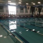 Verona Area High School Boys Varsity Swimming finishes 2nd place