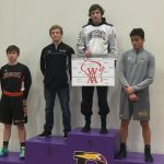 Verona Area High School Boys Varsity Wrestling finishes 8th place