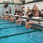 Boys Junior Varsity Swimming finishes 4th place at Invitational @ Madison Memorial High School